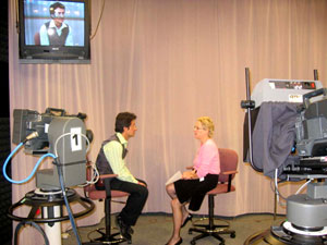radio and tv consulting, suzanne yates